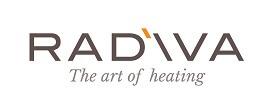 Radiva Dekoratif Radyator Havlupan Logo