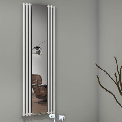 Bahama Elektrikli Havlupan 540x1760 Beyaz (Thesis Termostatlı) 600 W