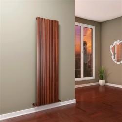 Tip 10V Dekoratif Radyatör 1800x514 Ahşap Film (Dikey Radyatör) - Thumbnail