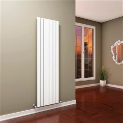 Tip 10V Dekoratif Radyatör 1800x514 Beyaz (Dikey Radyatör) - Thumbnail