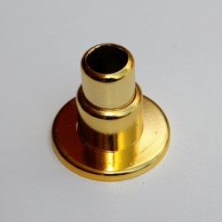 - Havlupan Boru Gizleme Kılıfı Yaylı Altın Renkli (1)