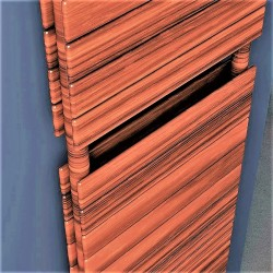 TİP 20H Dekoratif Havlupan 600x1550 Ahşap Film - Thumbnail
